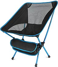 JJYGONG Chaise de Camping Camping Pêche Barbecue