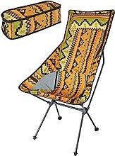 JJYGONG Chaise de Camping Chaise de Dossier Plage