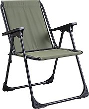 JJYGONG Chaise de Camping Pliant Camping Chaise de