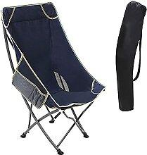 JJYGONG Chaise de Camping Pliante Ultra-Légère