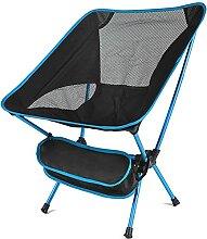 JJYGONG Chaise de Camping Ultra-Léger Pliant