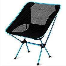 JJYGONG Chaise de Plage de Camping Portable En