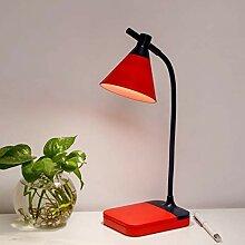 JJZXD LED Tactile Table Lampe de Bureau USB