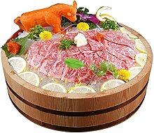JKLQ Bol de mélange de Riz à Sushi Hangiri en