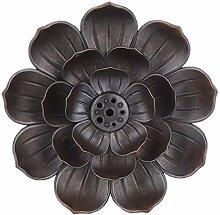 JKMQA Brûleur d'encens en cuivre - Accessoire