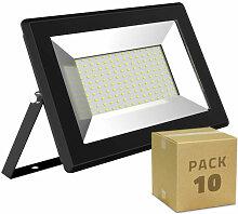 JN - Pack Projecteur LED Solid 50W (10un) 4000K