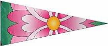 JOCHUAN Décoration Drapeaux Fleur Mandala Fleur