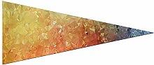 JOCHUAN Drapeau drôle de bannière Diwali coloré