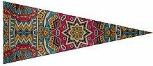 JOCHUAN Drapeaux de décoration Style Ethnique