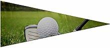 JOCHUAN Drapeaux Décoration de fête Golf Club