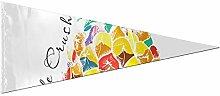 JOCHUAN Drapeaux décorés Affiche Image Ananas