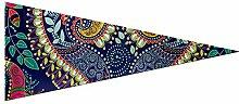 JOCHUAN Fanion bannière décoration Hippie Indien