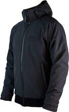 John Doe 2in1, veste textile - Noir - S