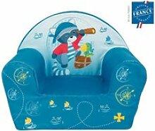 John le raton fauteuil club enfant NON3700057132569