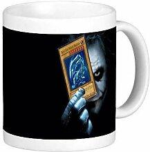 Joke Blue Eyes Dragon 11 onces tasse à café en