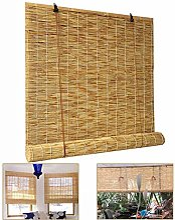 Jolan Store Enrouleur en Bambou Naturel,Stores en