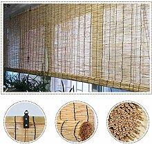 Jolan Stores en Bambou pour Fenêtres,Rideau en
