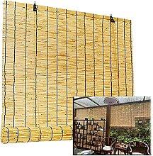 Jolan Stores Enrouleurs en Bambou Résistants Aux