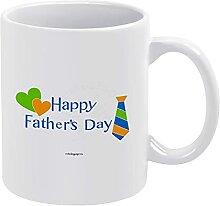 Joli cadeau pour un père, tasses à café