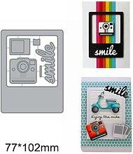 Joli Film pour appareil Photo avec sourire