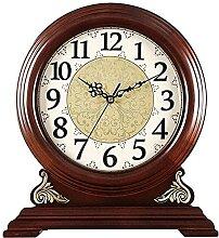 Joli Horloge de table Abstrait art table horloge