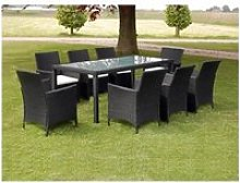 Joli meubles de jardin gamme port-louis jeu de