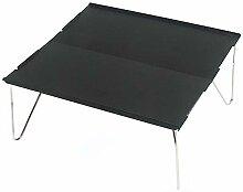 JONJUMP Mini table de pique-nique pliable en