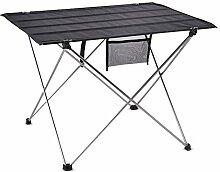 JONJUMP Table de camping portable et pliable en