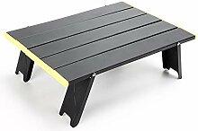 JONJUMP Table de pique-nique en aluminium pliable
