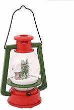 Joyeux Petits Anges Flottant Neige Lampe à Huile
