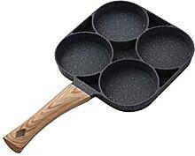JPING Poêle à frire multifonctions avec sauce
