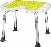 JPVGIA Chaise de Douche Aluminium Siège étanche