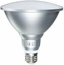 JQslight 15 W PAR38 LED E27 Réflecteur Ampoule
