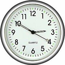 Jroyseter Horloge de Voiture Clip d'aération