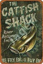 JSBFR The Catfish Shack We Fry Em U Buy Em River