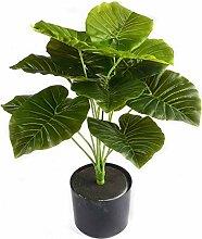 JSJJAES Artificielles Plantes 1bunch 28cm / 48cm