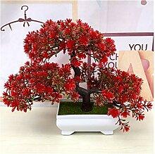 JSJJAES Artificielles Plantes Artificiel bonsaï