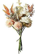 JSJJAES Artificielles Plantes Fleurs séchées