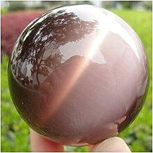 JSJJAWA Pierres précieuses 40mm Rare Naturel