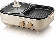 JSMY Petit Ours Four électrique marmite de