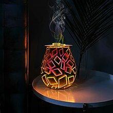 Jubor Lampe aromatique électrique en verre - 3D -