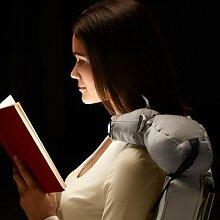 Jundado Lampe de lecture Henry, Gris