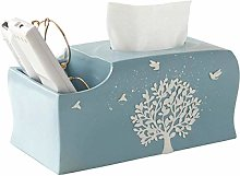 JUNYYANG Support de boîte de tissu Décorations