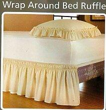 Jupe de lit Accueil Jupe de lit Enveloppement
