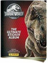 Jurassic world the ultimate sticker album - album