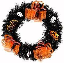JUSTDOLIFE Halloween Guirlande Créative Porte