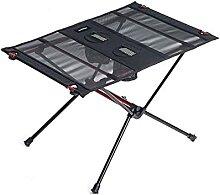 JUSTHUI Table de pique-nique pliable Ultralight