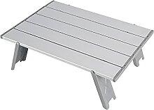 JUSTHUI Table de pliage en plein air Plage Camping