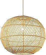 JXINGZI Lampes Suspendues en Bambou Modernes