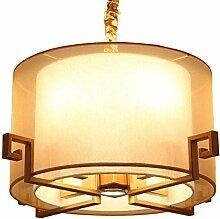 JYDQM Lustre - lustre moderne à pendentif grand